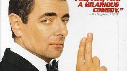 Johnny English, starring Rowan Atkinson