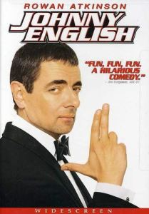 Johnny English, starring Rowan Atkinson
