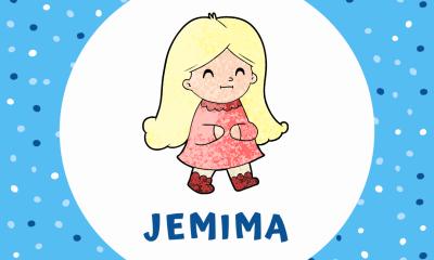 Jemima Robinson Biography