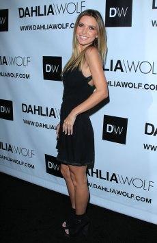 Audrina Patridge attends Fashion Community Dahlia Wolf