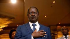 Raila should give kenyans a break