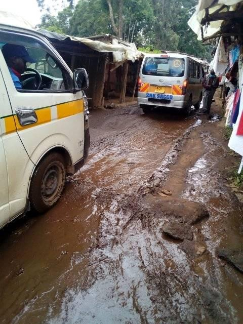Why Nakuru residents are worried over new matatu stages