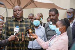 Kazi Mtaani program already transforming lives-MPs