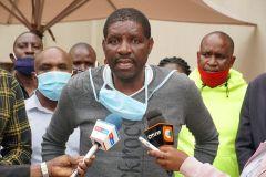 Gikaria hits at MCAs over Bodaboda operators' grievances