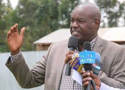 MP Kositany faults government over age restrictions at worship places