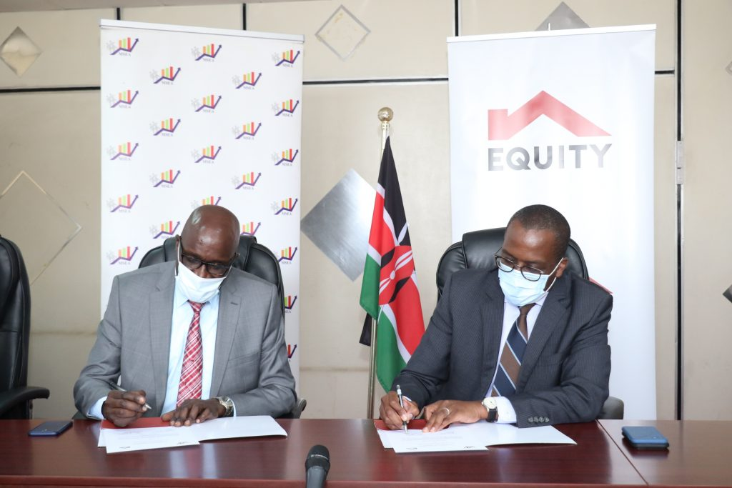 Micro and small enterprises Authority enters MoU with Equity
