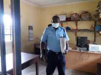 Mwariki Police Post