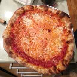 Recipe: New York–style pizza