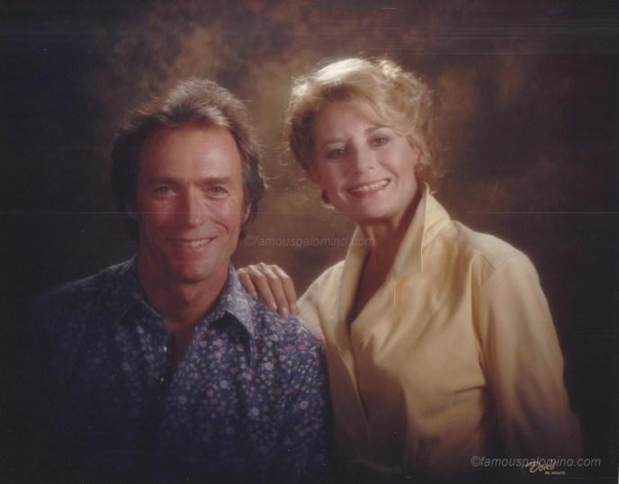 Clint Eastwood & Barbara Walters