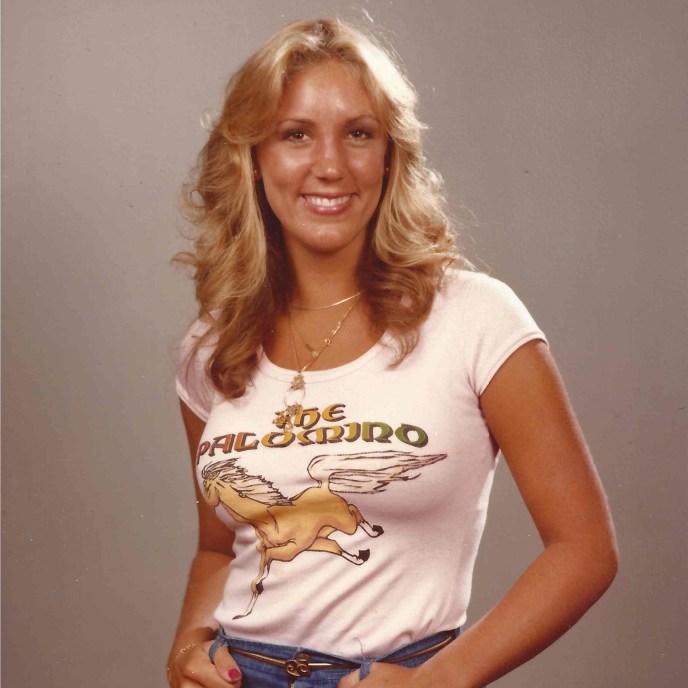 World Famous Palomino T-Shirt of with Janet Thomas