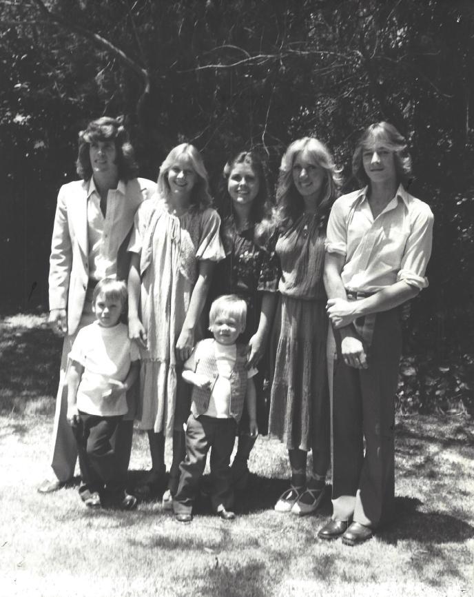 Thomas children