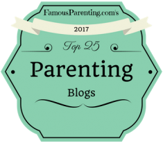 Famous Parenting's Top 25 Parenting Blogs