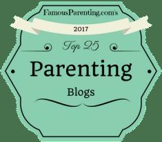 Famous Parenting's Top 25 Parenting Blogs