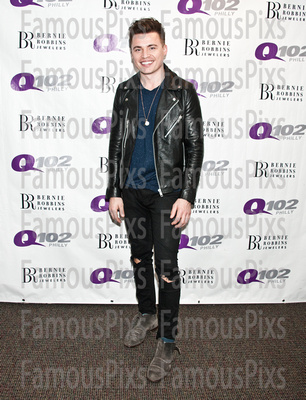 FamousPix: 12/15/2015 - Shawn Hook Visits Q102 &emdash; Shawn Hook