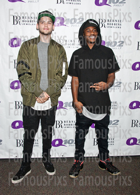 FamousPix: 07/06/2015 - MKTO Perform at Q102 &emdash; MKTO