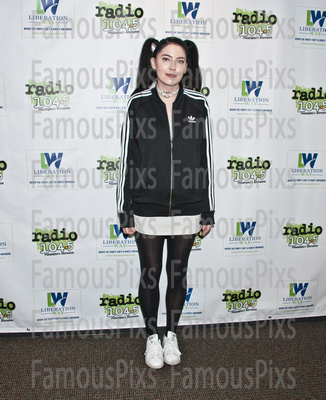 FamousPix: 05/05/2017 - Bishop Briggs Visits Radio 1045 &emdash; Bishop Briggs