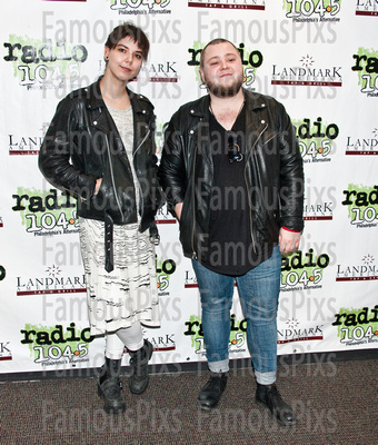 FamousPix: 09/14/2015 - Of Monsters and Men Visit Radio 1045 &emdash; Of Monsters and Men