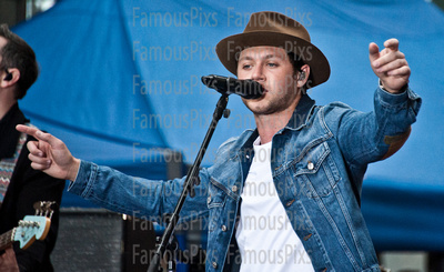 "FamousPix: 05/29/2017 - Niall Horan Performs on NBC's ""Today"" Show &emdash; Niall Horan"