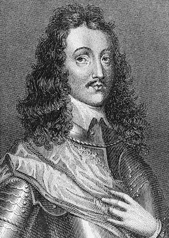 Richard Lovelace: The True Cavalier