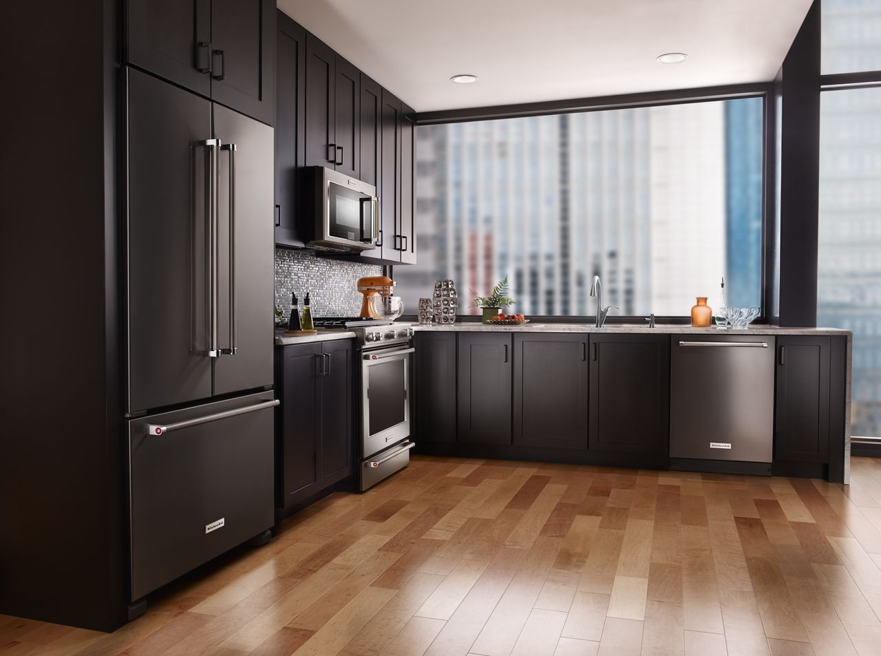 Best Kitchen Gallery: What's The Next Big Trend For Kitchen Appliances After Stainless of Traditional Kitchen Appliances on rachelxblog.com