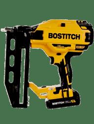 BOSTITCH BCN662D1 20V- Cordless Straight Finish Nailer Kit