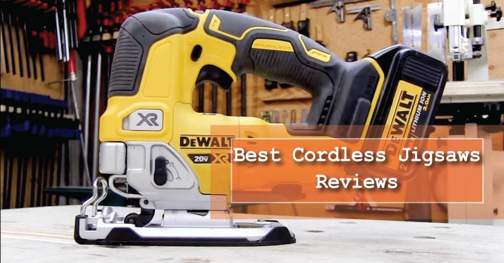 best cordless jigsaw gun for massage on wood