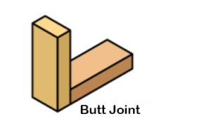Butt Joint Baseboard