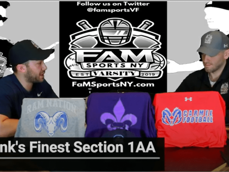 Frank's Finest Reveal Show: Section 1 AA