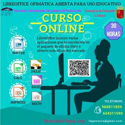 LibreOffice. Ofimática abierta para uso educativo