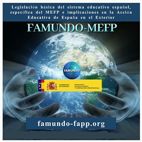 Legislación básica del sistema educativo español, específica del MEFP e implicaciones en la Acción Educativa de España en el Exterior