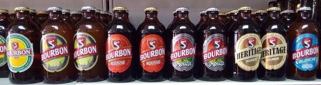 Dodo beer bourbon Réunion