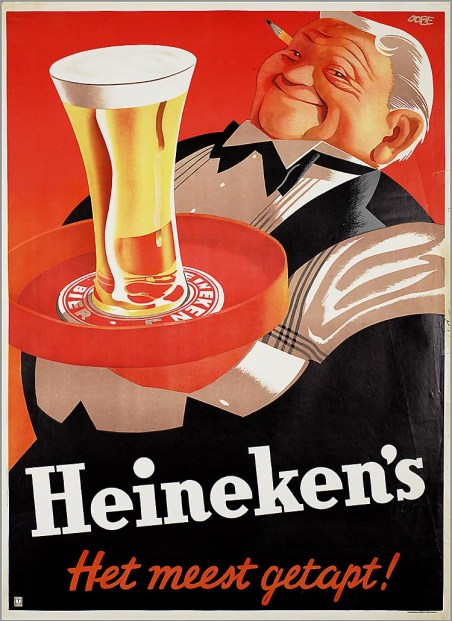 Heineken's Het meest getapt