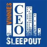 """Vinnies """"CEO Sleepout"""""""