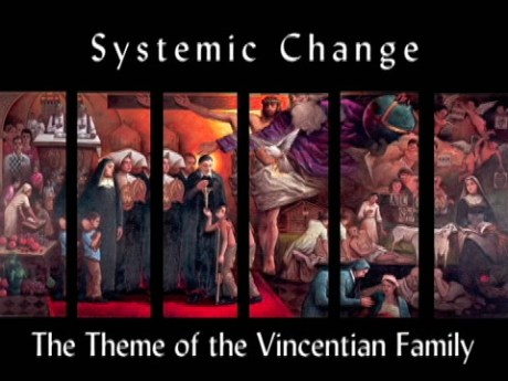 Systemic change challenges us to mission