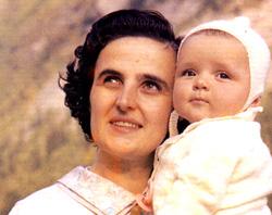 "Saint ""doctor-mom"" Gianna Berreta Molla"