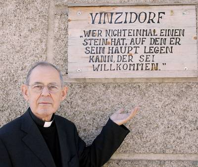 Austrian Vincentian awarded 1 million Euros for homeless