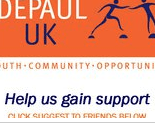 Pinterist and Depaul UK