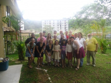 Niagara Students experience Vincentian missions in Panama