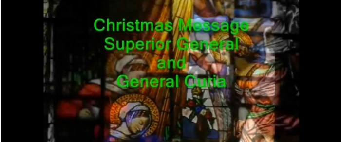 Christmas – CM Curia in Rome
