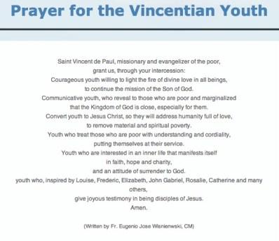 SVDP USA Young Vincentian Newsletter