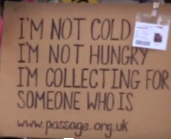 Putting a face on homelessness