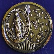 Miraculous Medal Facebook pages