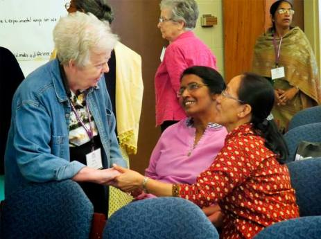Nazareth Sisters gather in General Assembly