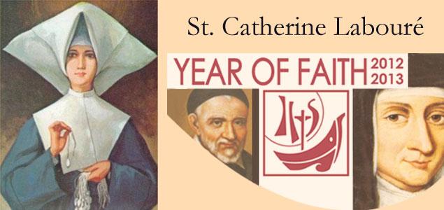 Door of Faith: St. Catherine Labouré, DC