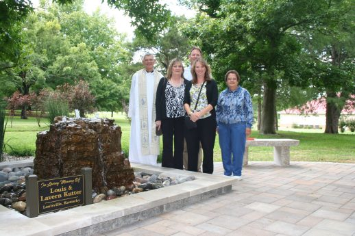 Miraculous Medal Association – Plaza Dedication