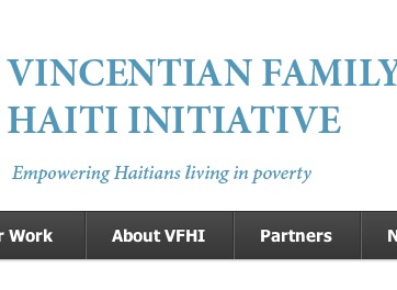 Newsletter – Vincentian Family Haiti Initiative