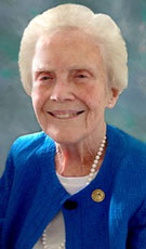 In Memoriam:  Sr. Agnes Connolly SC