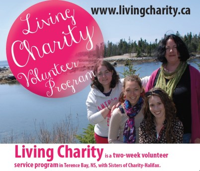 Living Charity – Volunteer experience