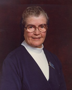 Mary Rose McPhee, DC giant in health and spirituality