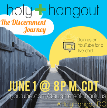 Holy Hangout  – June1